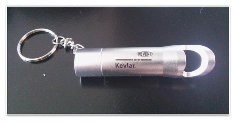DuPont Kevlar Keychain