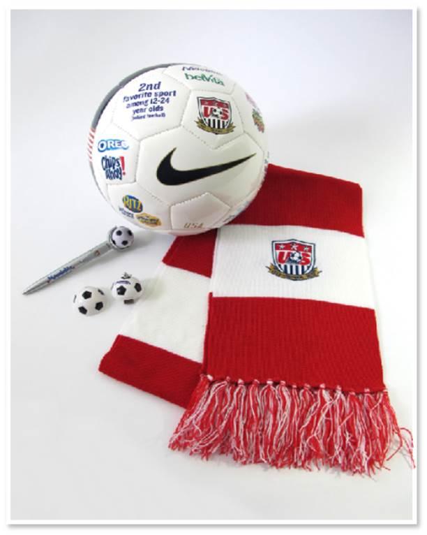 Mondelez Soccer Kits
