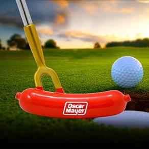 Oscar Mayer Golf Putter