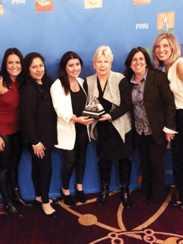 PPI wins the PPAI Golden Pyramid Award!