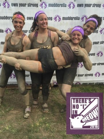 Mud Run for Futures Without Violence