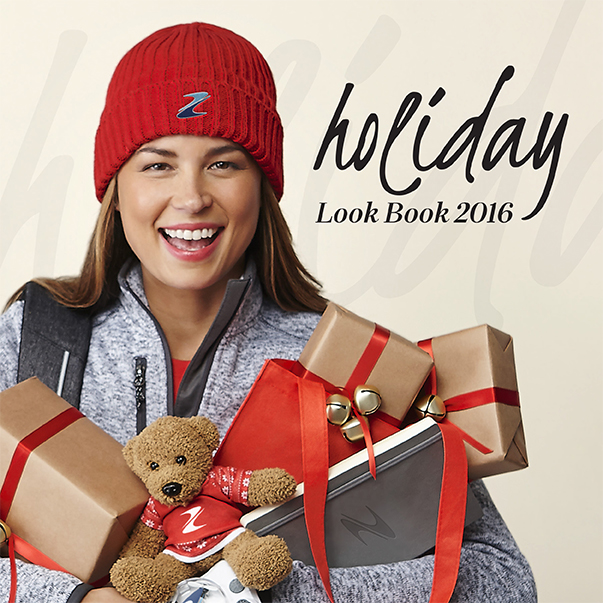 2016 Holiday Look Book