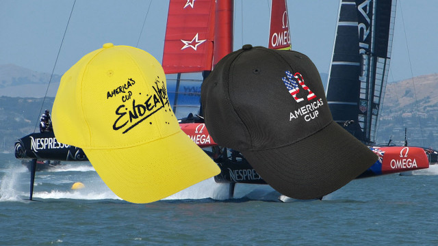 At The America's Cup