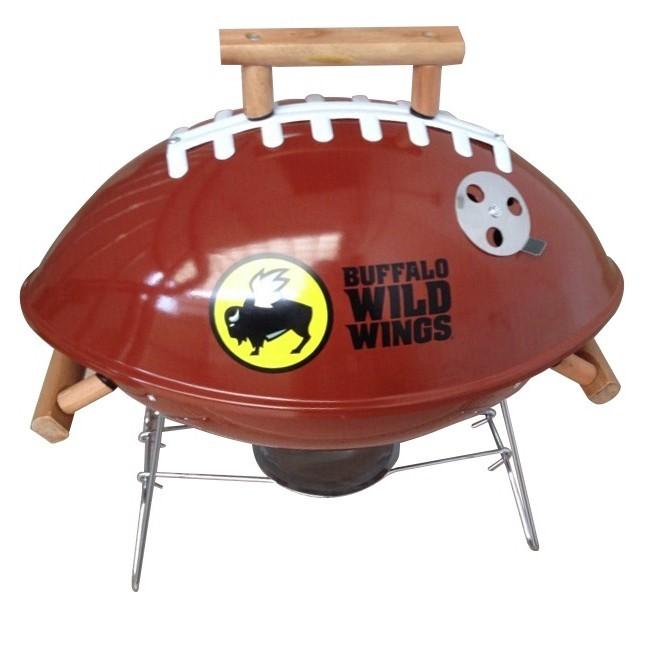 football-grill