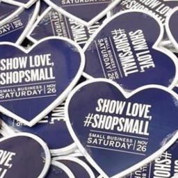 Shop Small Foam Hearts