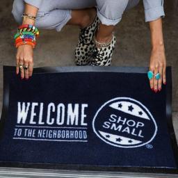 Shop Small Mat