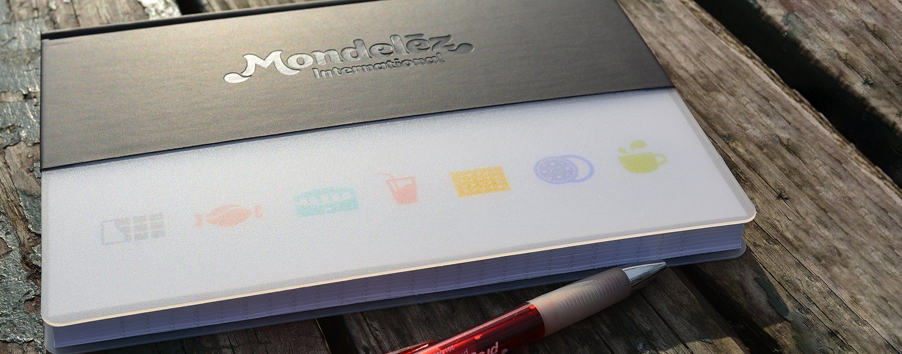 Mondelez Notebook